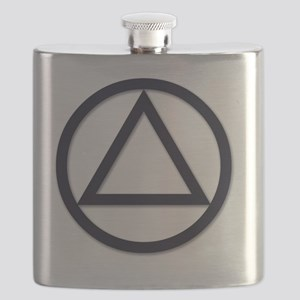 AA_symbol_dark Flask