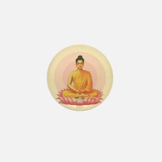 Budda Mini Button