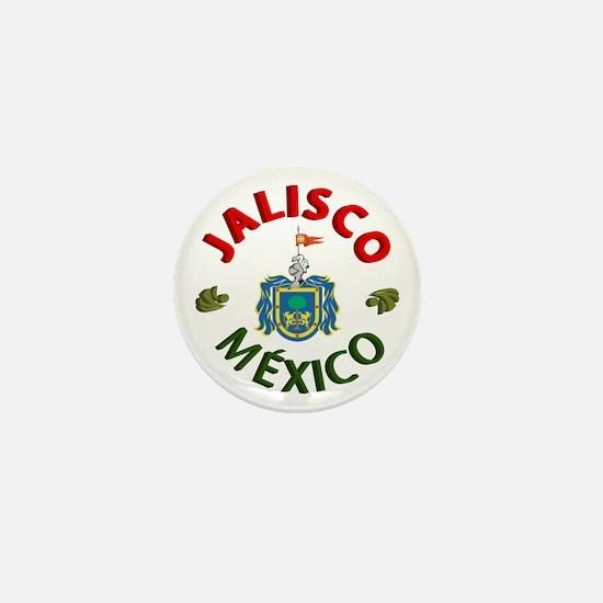 Jalisco Mini Button