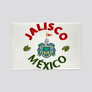 Jalisco Rectangle Magnet