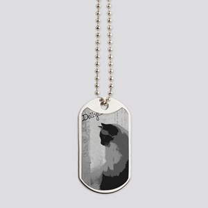 DollyCat Atmosphere Art Dog Tags
