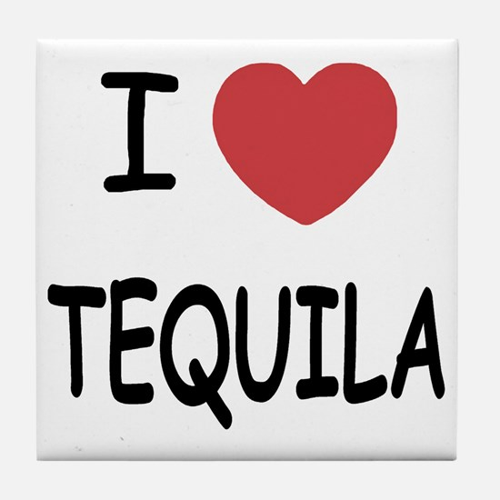TEQUILA Tile Coaster