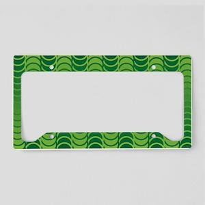 70S-MOD-GREEN-TOILETRY-BAG License Plate Holder