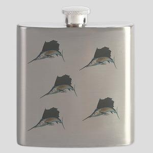 Repeating Single Sailfish1024 Flask