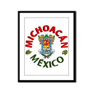 Michoacán Framed Panel Print