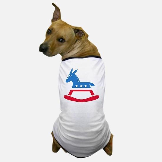 Democrats Rock Dog T-Shirt