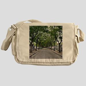 Montparnasse Messenger Bag