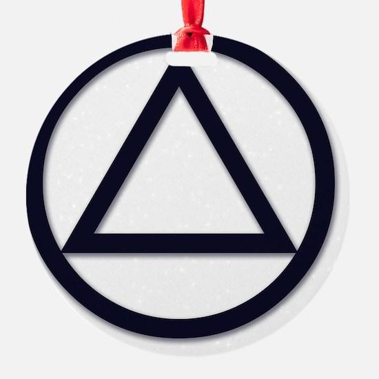 A.A._symbol_LARGE Ornament