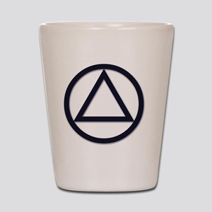 A.A._symbol_LARGE Shot Glass