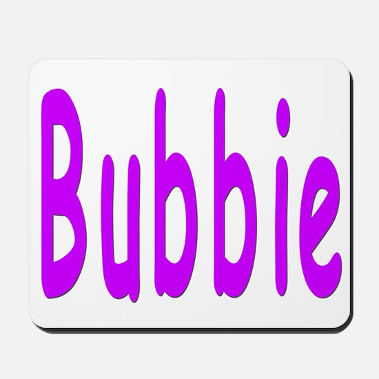 Bubbie Mousepad