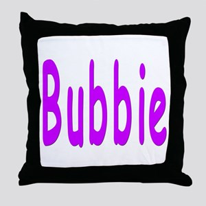 Bubbie Throw Pillow