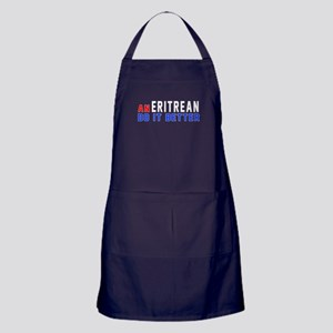 Eritrean Do It Better Apron (dark)