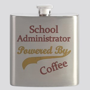 School Admin Powered By Coffee Flask