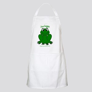 FROG - LOVE TO BE ME Apron