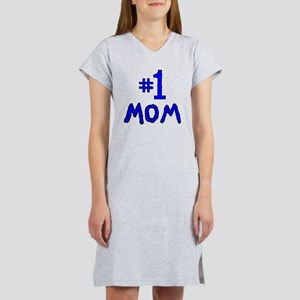 Number One Mom Women's Nightshirt