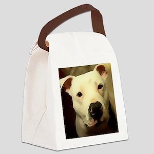 JT Oil Canvas Lunch Bag