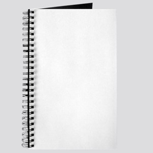 Binary Crop Circle White Journal