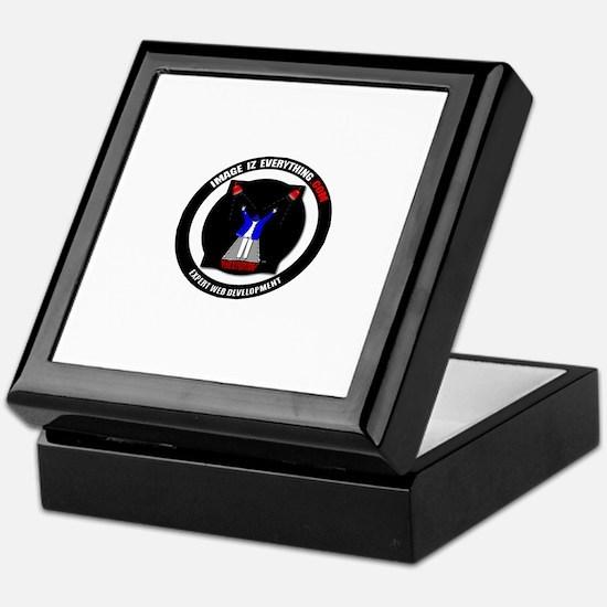 IIE Logo Keepsake Box