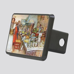 Scandinavian Celebration Rectangular Hitch Cover