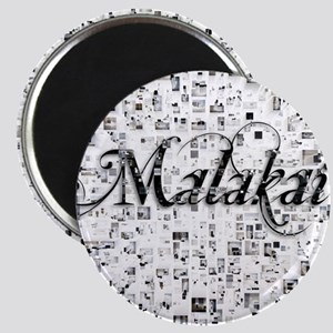Malakai, Matrix, Abstract Art Magnet