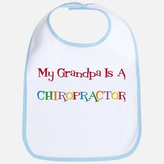 My Grandpa Is A Chiro Bib