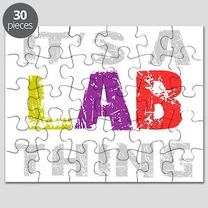 labradorretrieverthing_black Puzzle