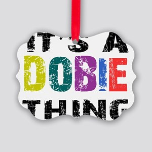 dobiething Picture Ornament
