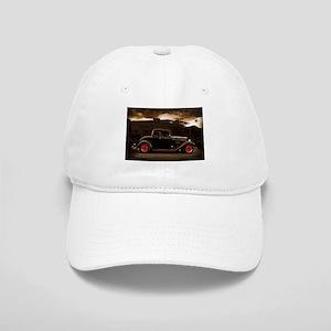 1932 black ford 5 window Baseball Cap