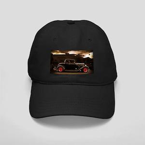 1932 black ford 5 window Baseball Hat