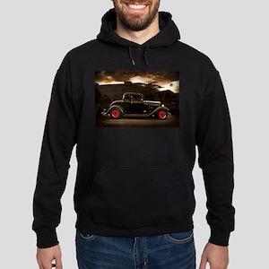 1932 black ford 5 window Hoodie