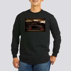 1932 black ford 5 window Long Sleeve T-Shirt