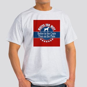 Mutts for Mitt Light T-Shirt