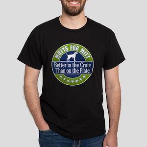 Mutts for Mitt Dark T-Shirt