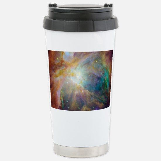 Clouds of Space Gas Stainless Steel Travel Mug