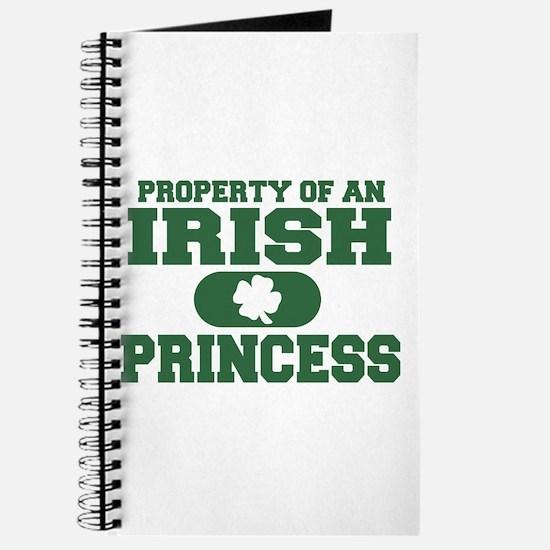 Property of an Irish Princess Journal