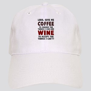 Coffee and Wine Cap