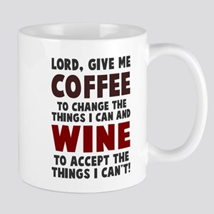 Coffee and Wine Mug