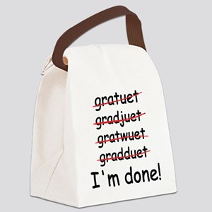 gardtuet Canvas Lunch Bag