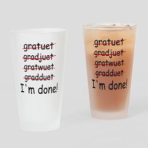 gardtuet Drinking Glass