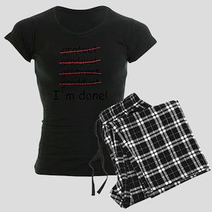 gardtuet Women's Dark Pajamas