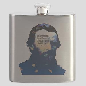 General Ulysses S. Grant Flask