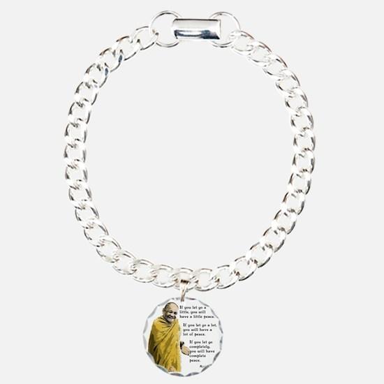 Let Go a Little Charm Bracelet, One Charm