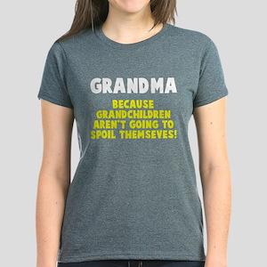 Grandma Spoil Women's Dark T-Shirt