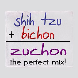 zuchon Throw Blanket