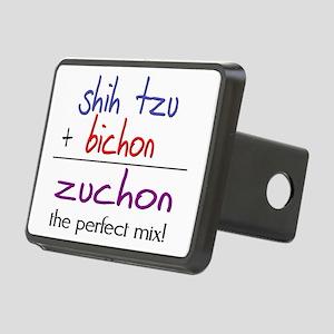 zuchon Rectangular Hitch Cover