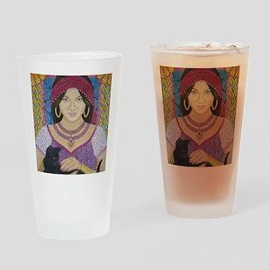 Gypsy Drinking Glass