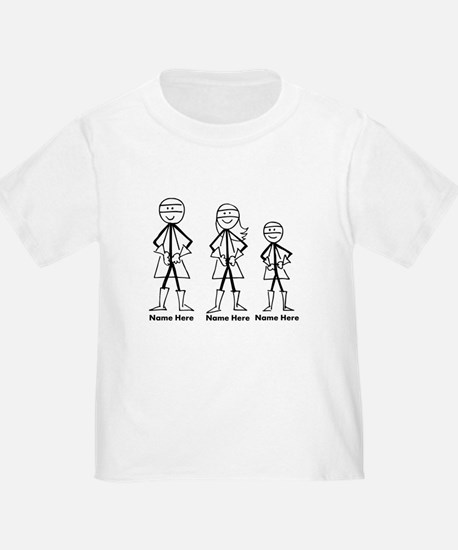 Personalized Super Family T