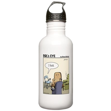 Folding Chair poster Stainless Water Bottle 1.0L