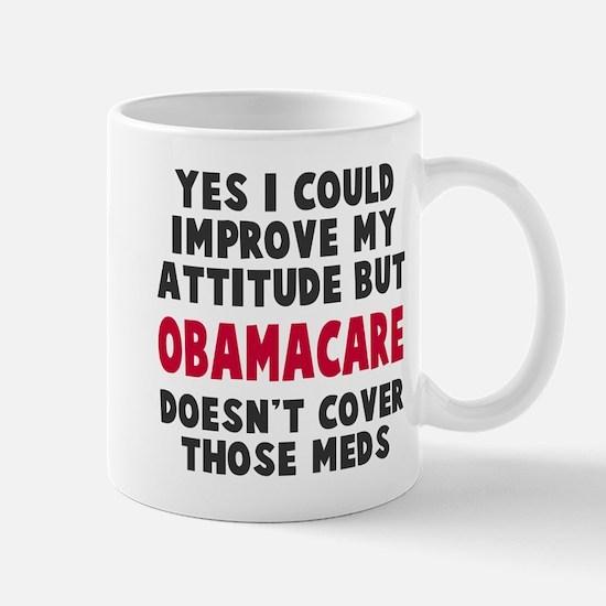 Obamacare Meds Mug