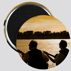 Journeymen Sunset Magnet